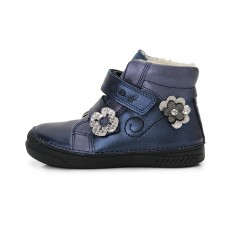 Shoes with wool 25-30.