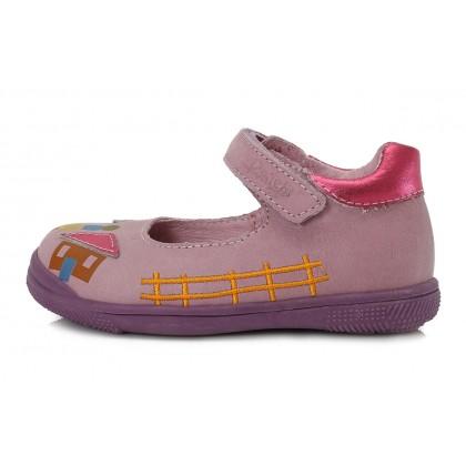 Violetiniai batai 22-27 d. DA031320