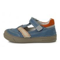 Mėlyni batai 25-30 d. 040410BM
