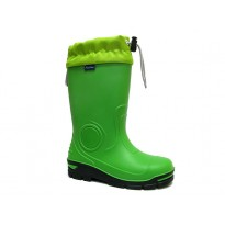Rubber Boots 29-36. 33-487-ZIELONY