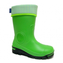 Rubber Boots 29-36. 33-466-ZIELONY