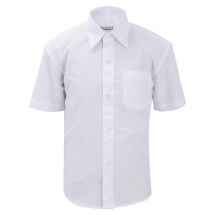 White shirt for boy Rodeng BMA10023