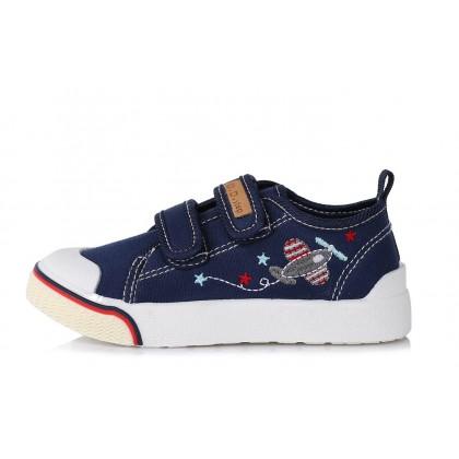 Tamsiai mėlyni batai 20-25 d. CSB-091