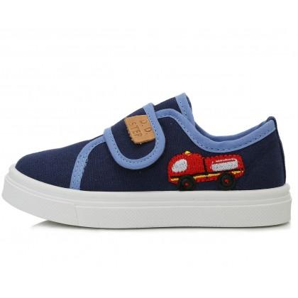 Mėlyni batai 20-25 d. CSB-0101B