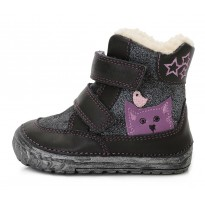Shoes with wool 19-24. W029306B