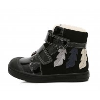 Shoes with wool 22-27.WDA031342