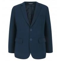 Пиджак для юношей, тёмно-синий