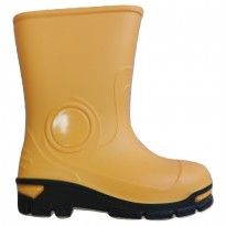 Rubber Boots 21-28. 23-465-zolty