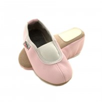 Pink dancing - gym shoes (checkers) 23-27.