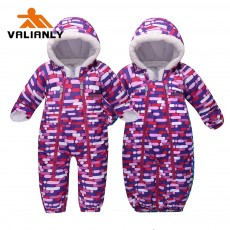 Valianly winter overall 8801M