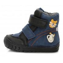 Ботинки с шерстью W029304