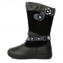 Shoes with wool 31-36.W036708AL