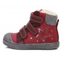 Shoes with wool 22-27.WDA031330C
