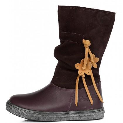 Ilgaauliai batai su vilna 28-33 d. WDA061643AM