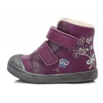 Shoes with wool 22-27. WDA031339A