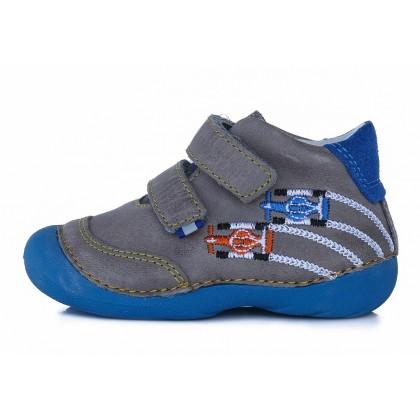Odiniai batai vaikams pavasaris 20-24 d. 015177BU