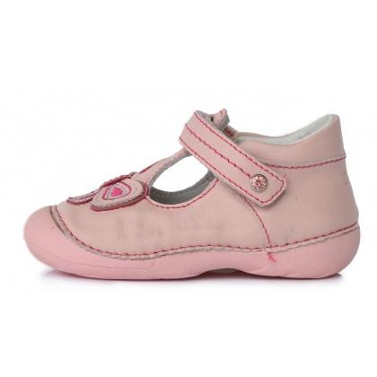 Šviesiai rožiniai batai vaikams 20-24 d. 015176U