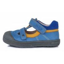 Mėlyni batai vaikams 22-27 d. DA031360