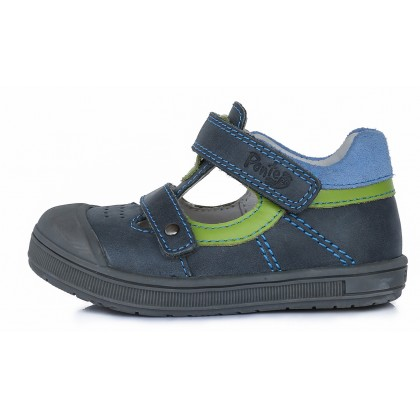 Tamsiai mėlyni batai vaikams 22-27 d. DA031360A