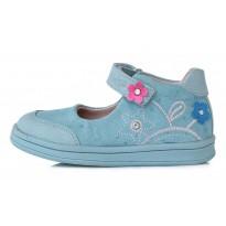 Žydri batai vaikams vasarai 28-33 d. DA031358L