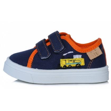 Medžiaginiai batai vaikams 21-26 d. CSB-112