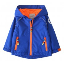 Blue spring/Autumn Jacket for boy BSTR10036