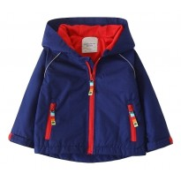Blue spring/Autumn Jacket for boy BSTR10038