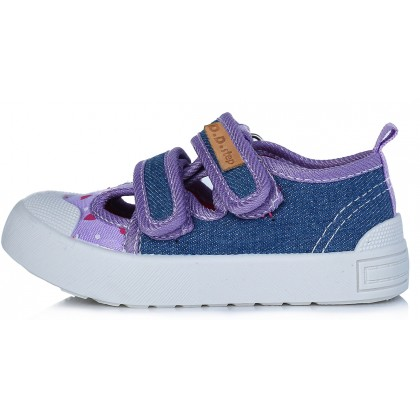 Medžiaginiai batai vaikams 1-26 d. CSG-118A