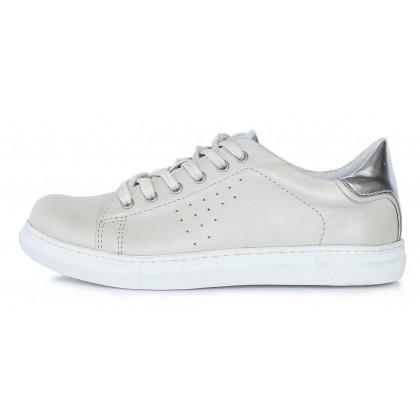 Balti batai merginoms 37-40 d. 052-2A