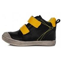 Ботинки 31-36. 049907BL