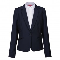 Dark blue girl jacket 146-152