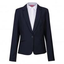 Dark blue girl jacket 146-152