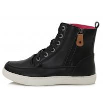 Juodi batai su pašiltinimu 37-40 d.052-8B