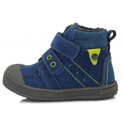 Mėlyni batai su pašiltinimu 22-27 d. DA031369