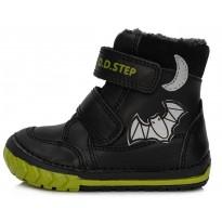 Ботинки с шерстью W029308A