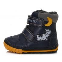 Ботинки с шерстью W029308B