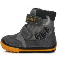 Ботинки с шерстью W029308