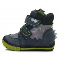 Ботинки с шерстью W029307