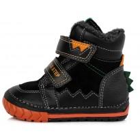 Ботинки с шерстью W029307A