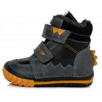 Ботинки с шерстью W029307B