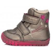 Ботинки с шерстью W029310A