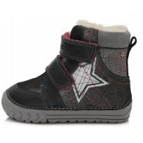 Ботинки с шерстью W029312