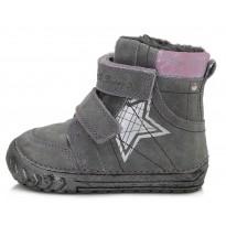 Ботинки с шерстью W029312B