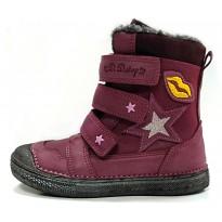 Ботинки с шерстью 25-30. W049913AM