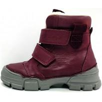 Ботинки с шерстью 31-36. W0562BL