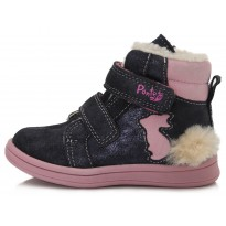 Shoes with wool 22-27. WDA031373D