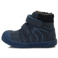 Ботинки с шерстью 22-27. WDA031376
