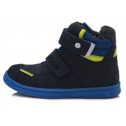 Ботинки с шерстью 28-33. WDA061668