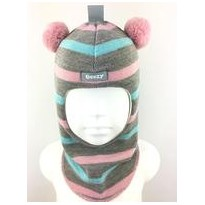 Winter hat/hemet for girl 1402/11
