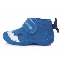 Mėlyni canvas batai 20-24 d. C015630
